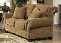 Floral Chenille Stylish Living Room Sofa & Loveseat Set