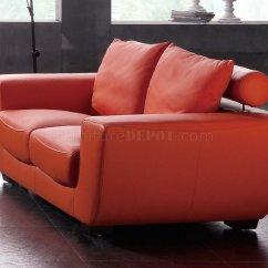 Macy S Orange Sectional Sofa Chairs And Sofas Hemet Leather Loveseat Myia 62