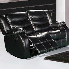 Motion Sofas Leather Poltrone E Sofa Relax Prezzi Gramercy 644 In Black Bonded W Options