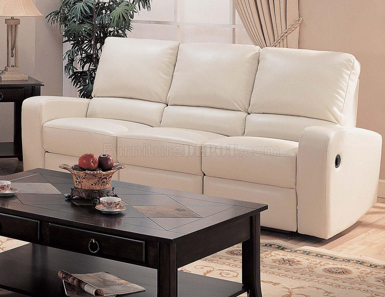 modern bonded leather sectional sofa with recliners company dallas review cream reclining living room w