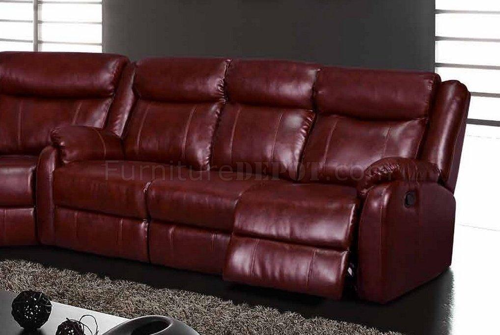 L Shaped Recliner Sofa