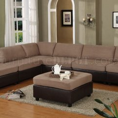 Hayden Sectional Sofa Costco Black Leather Reclining And Loveseat Modular Microfiber ...