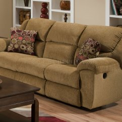 Best Fabric Sectional Sofa Most Comfortable Bed In The World Reclining Sofas And Loveseats Mocha Brown Chenille