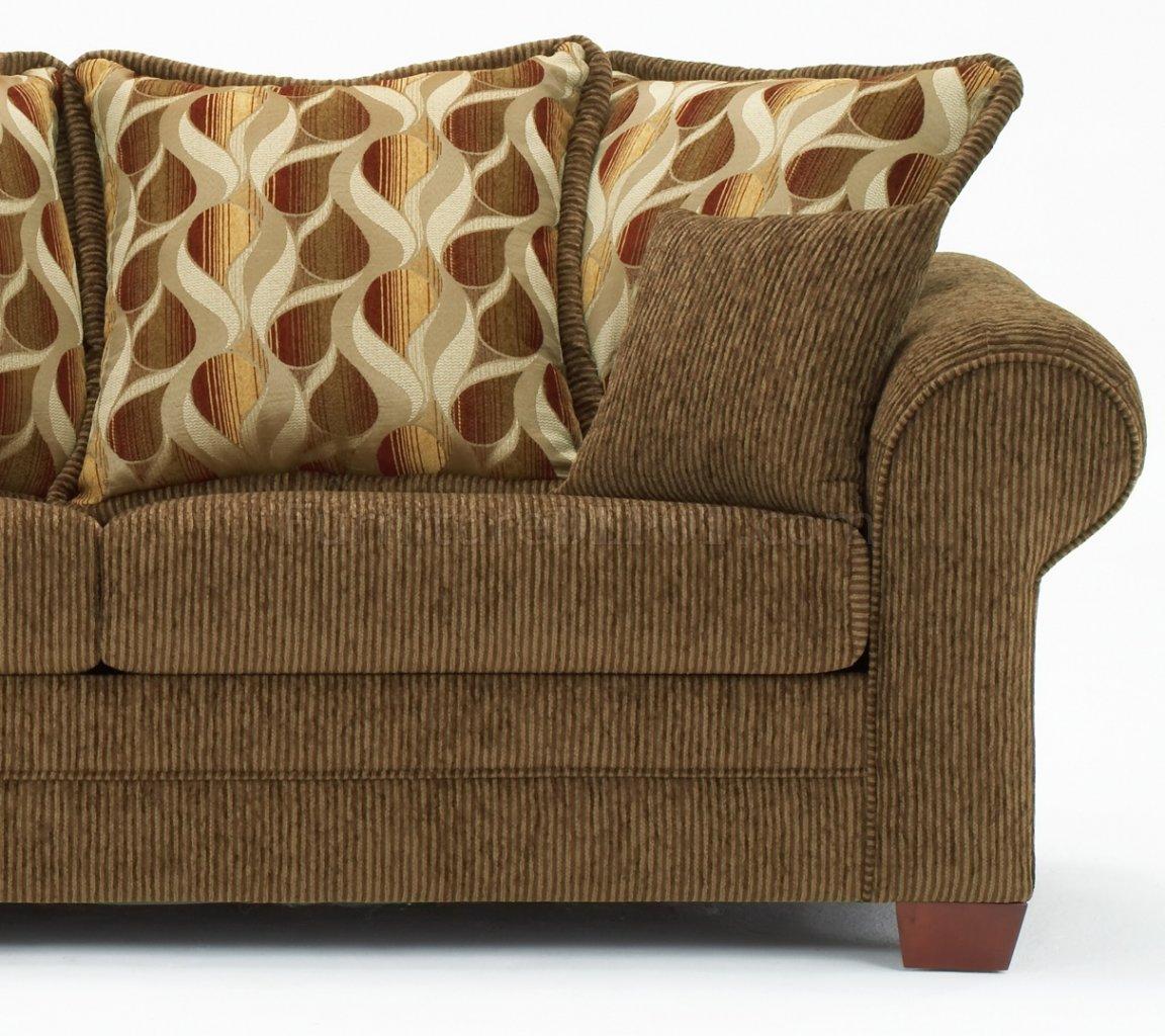 chestnut colored leather sofa bernhardt sleeper ferris fabric modern living room and loveseat set