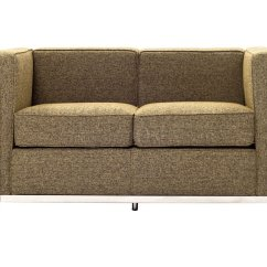 Oatmeal Sofa Set Best Bed Mattress Charles Petite Wool In By Modway W Options