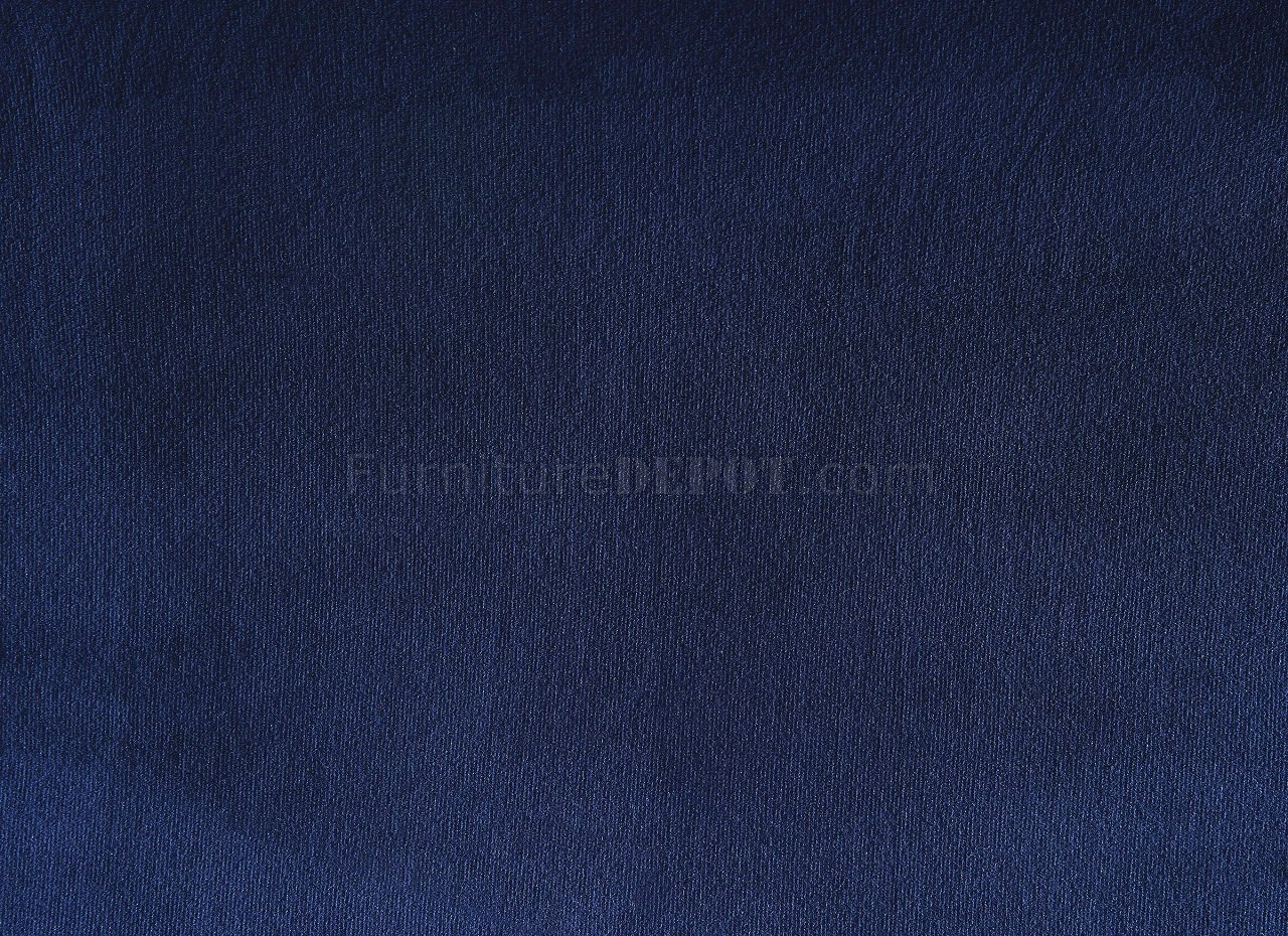 Noella CM7128NV Luxury Bed In Navy Fabric Upholstery