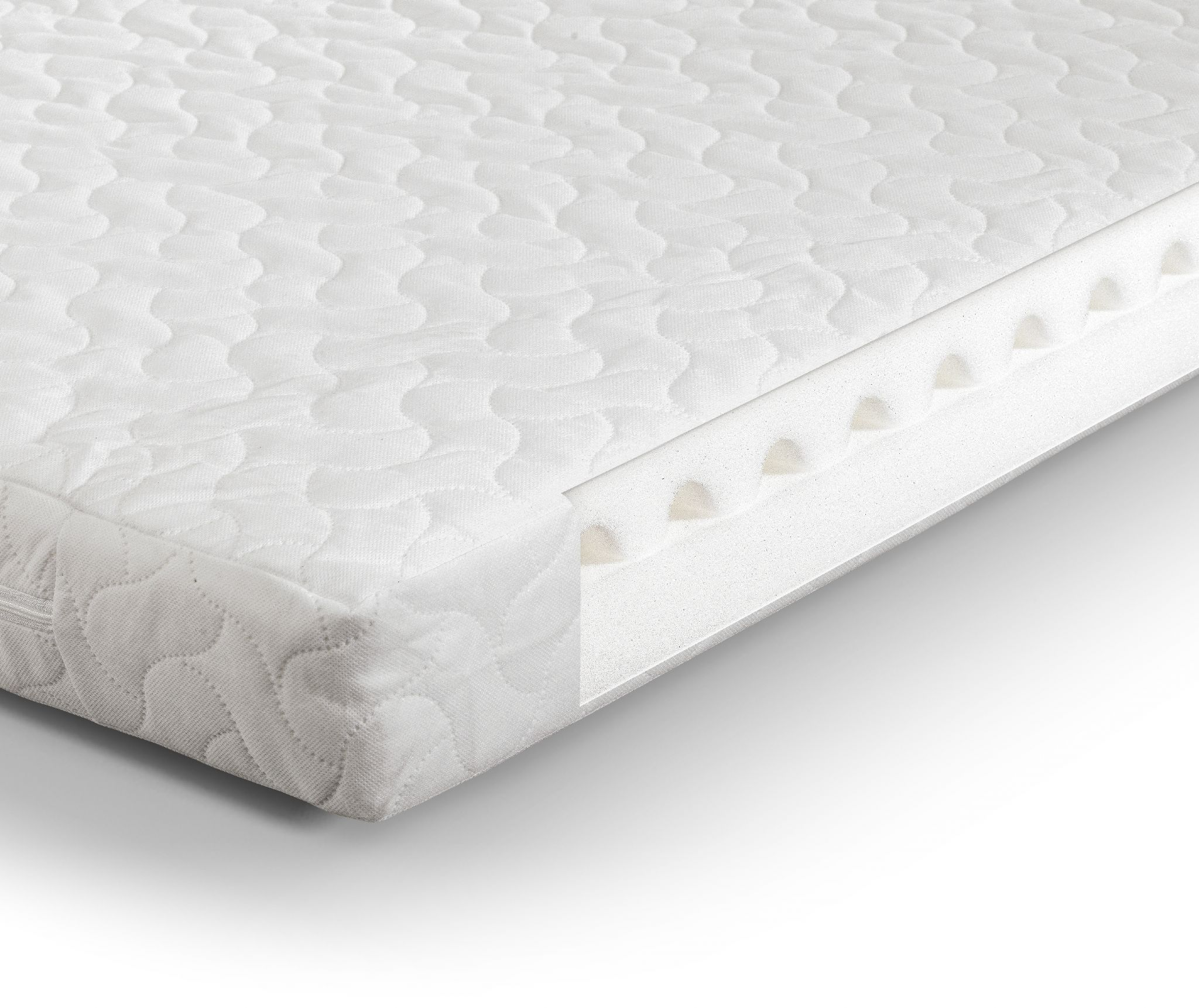 Comfy Dual Layer Cotbed Baby Bed Mattress JB02