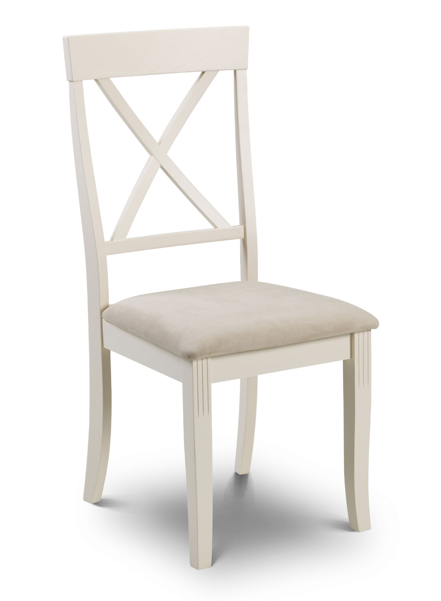 ivory dining chairs uk swing chair outdoor patio guernica and suede jb183
