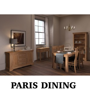Paris Dining Collection