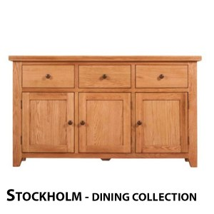 Stockholm Dining Collection