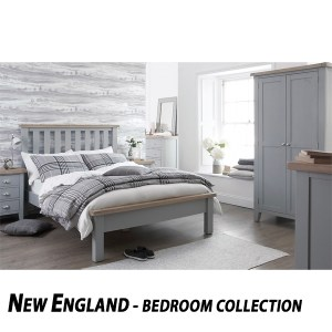 New England Bedroom Collection