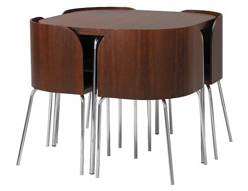 kitchen table chairs set small remodels ikea fusion spaces dining and furniture