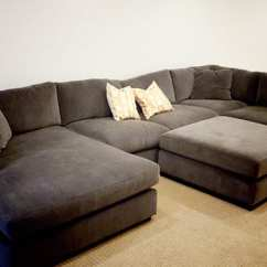 Large Sofa Couch Ian Room And Board The Perfect Summer Nap 10 Enormous Couches Furniture Fashion Extra Sofas Image By Heather Armstrong For Hgtv