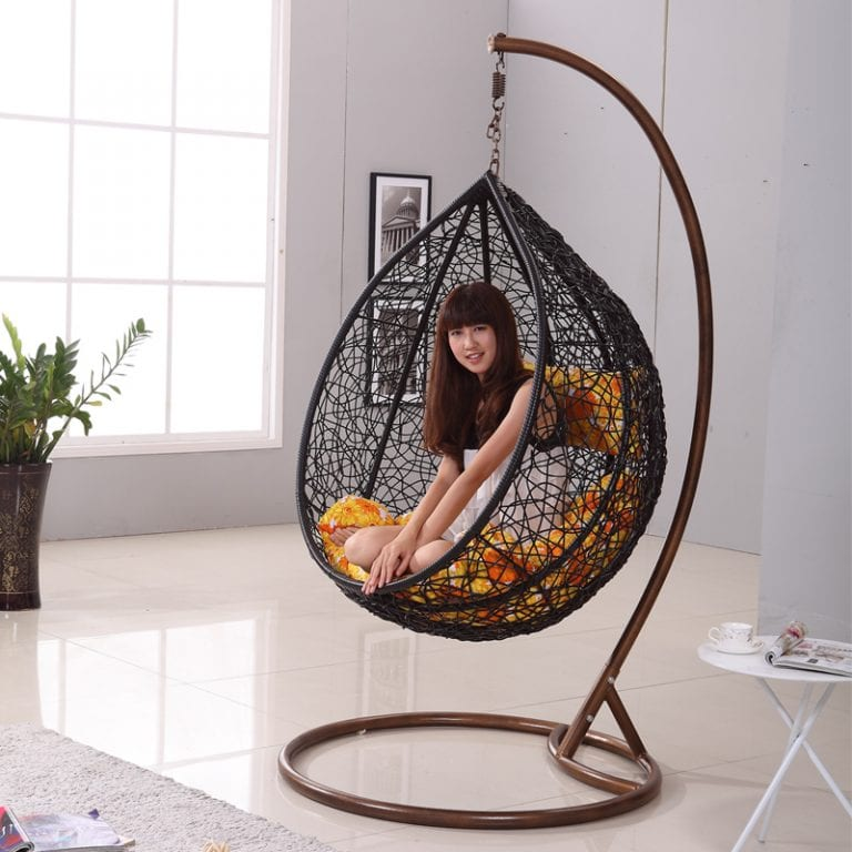 how to make a hanging chair malden adirondack picture frame 10 cool modern indoor chairs ideas and designs furniture japanese zen like black rattan