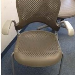 Herman Miller Stacking Chairs Stair Chair For Sale Used Office Caper At Listing Image