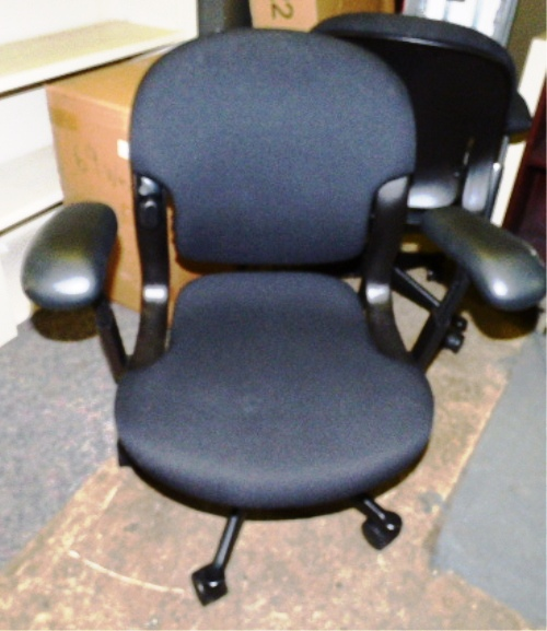 herman miller used office chairs harp back equa 2 task chair black fabric at furniturefinders