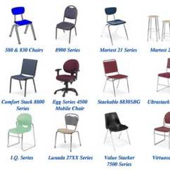 Folding Chair Parts Accent Chairs Grey New Office And Accessories Virco At Furniture Listing Image