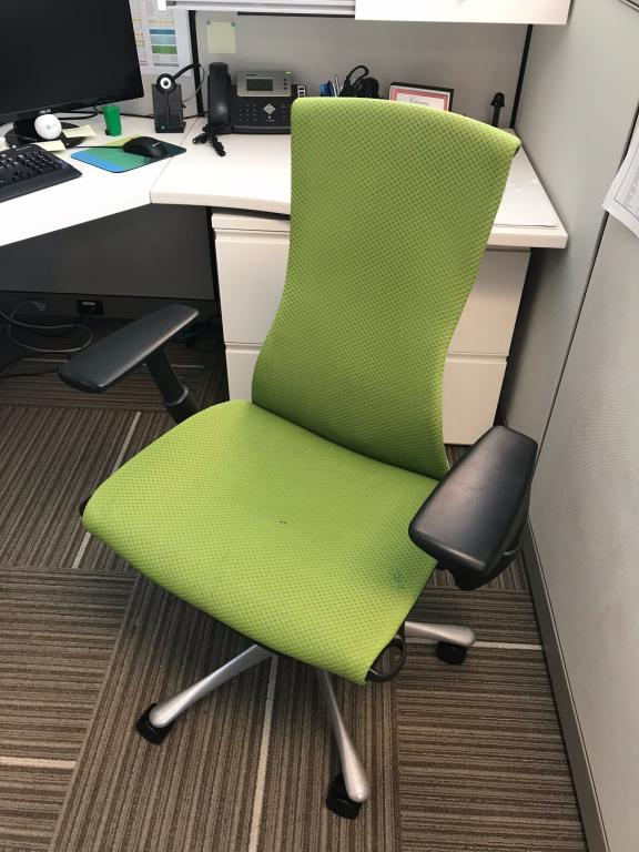 herman miller embody chair used backpack combo office chairs at furniture finders listing image