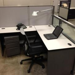 Allsteel Relate Chair Reviews Folding Beach Lounge Used Office Cubicles Concensys W Glass
