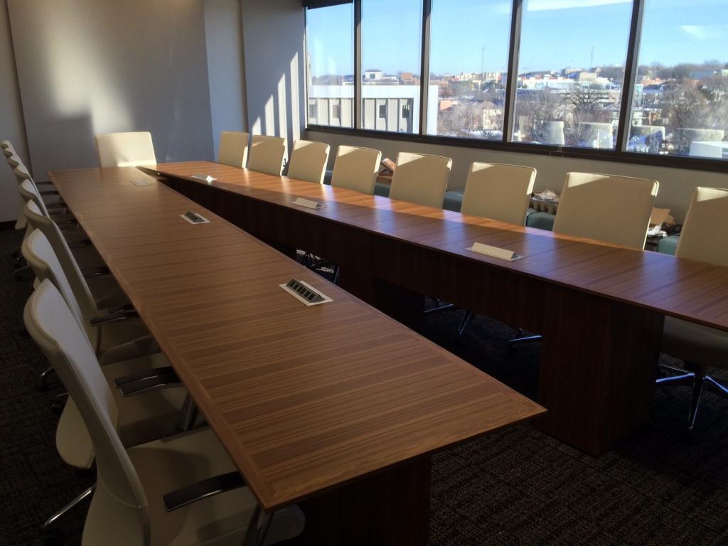 New Office Conference Tables 20 Teak Custom V