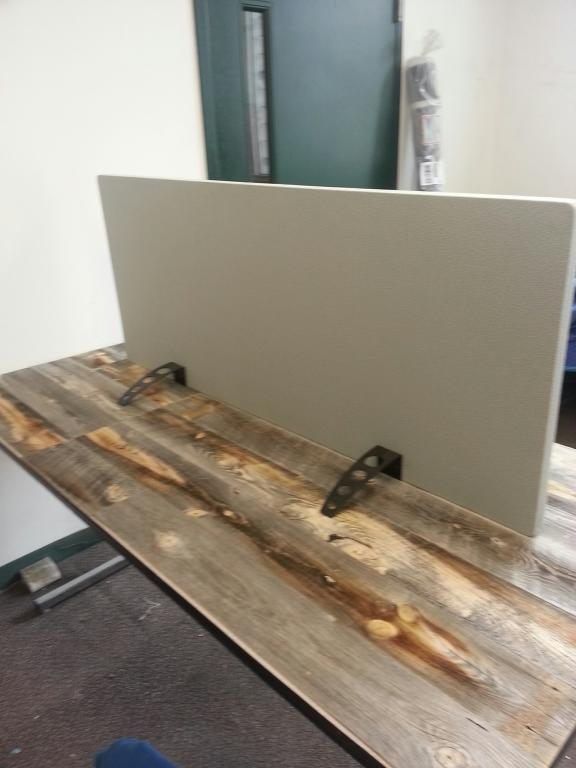 New Office Parts And Accessories Free Standing Desk