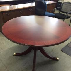 Used Conference Table Chairs Pink Retro Chair Office Tables Round By