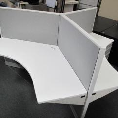 Allsteel Relate Chair Reviews Bed Bath And Beyond Club Used Office Cubicles Hon Hexagon At