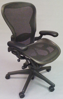herman miller chairs seattle swivel chair definition used aeron aerons