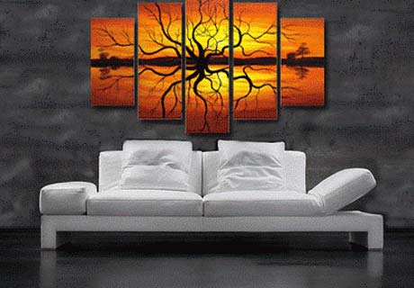 paintings for living room sectional couch ideas wall painting contemporary modern art