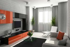 Curtain IdeasModern Curtain Designs for Living Room