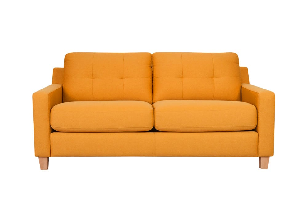 Diamond Sofabed Orange