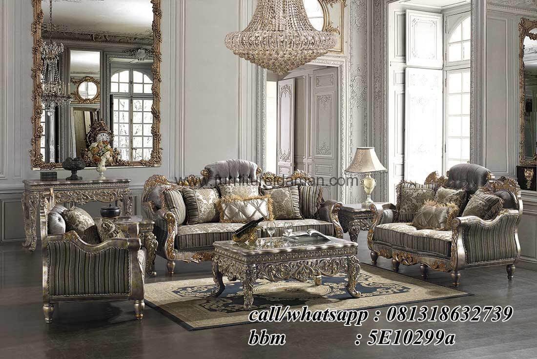 harga sofa bed inoac cikarang multi purpose set tamu mewah fabric terbaru ksi-27 - furniture ...
