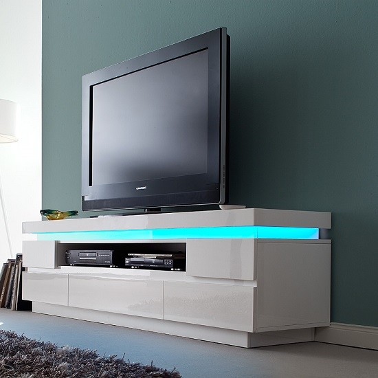tv wall unit designs for living room in india lighting ideas without ceiling lights odessa 5 drawer lowboard stand high gloss white with
