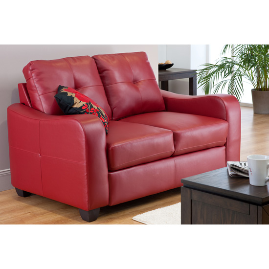 red leather two seater sofa dwell bed pisa 9 best sofas images couches uk living room furniture