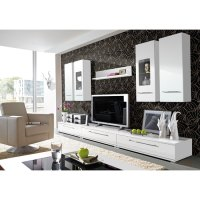 10 Decorating Ideas For White Living Rooms Furniture - FIF