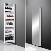 Buy cheap Contemporary shoe cabinet