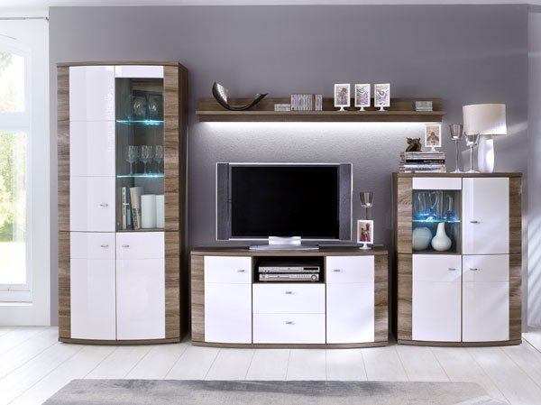 white gloss living room furniture interior design simple kaunas set in front and oak 4