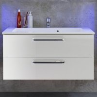 white gloss wall mounted bathroom cabinet - 28 images ...