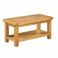 Corona Coffee Table with Drawer 4455 Furniture IN Fashion UK
