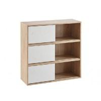 White Wooden Bookcases Type | yvotube.com