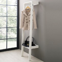 Best Deals On Living Room Furniture French Provincial Design Louis Wall Mounted Coat Stand In White With 6 Hooks 28094