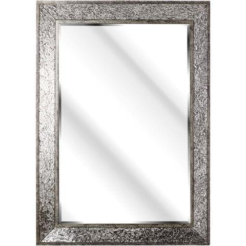 Sparkle Black Rustic Wall Mirror 4148 Furniture in Fashion