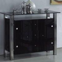 Glass Buffet Table Furniture