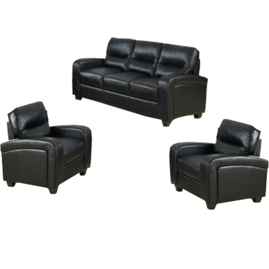 3 2 leather sofa set beds new york bonded 1 10368 furniture in fashion click to enlarge