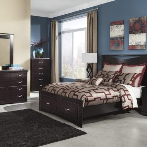 Ashley Zanbury Queen Headboard