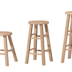 Troutman Chair Company Abode Fishing Review Round Top Bar Stool And Counter