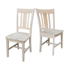 Unfinished Dining Chair 5 Piece Folding Table And Set The San Remo Is Our Top Selling For Comfort