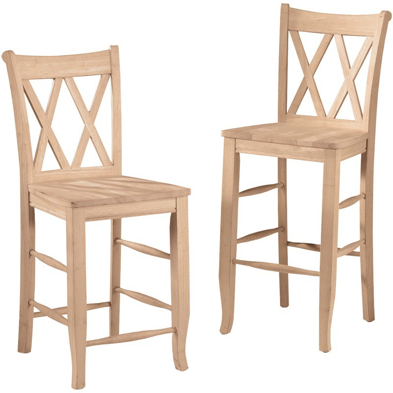 bar chairs with arms and backs pink desk chair uk the double x back counter stool is comfortable