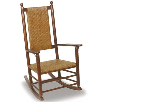 rocking chair rockers dining room and table sets troutman 490 classic cane rocker the in cherry