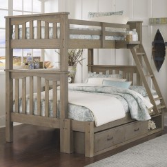 Comfortable Kitchen Chairs Cleaning Wood Cabinets The Highlands Harper Bunk Bed From Ne Kids Is A ...